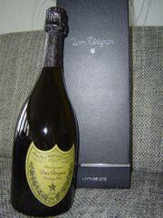 Dom Pérignon Vintage 2002 mit