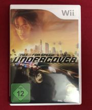 Wii-Spiel Need For Speed
