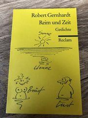 Reclam Robert Gernhardt Reim und