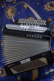 Hohner Akkordeon Amati VI Luxe