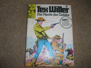 Tex Willer Taschenbuch 1971