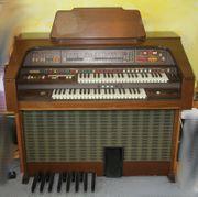 Solina F217 Orgel Lautstärkeregelung defekt