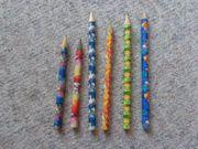 Bleistifte Diddl benutzt 10 - 14