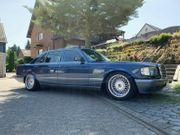 Mercedes W126 Oldtimer 560 SEL