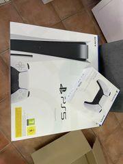 Sony Playstation 5 mit Laufwerk