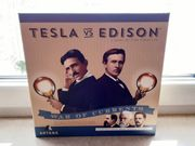 Tesla vs Edison War of