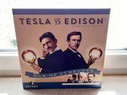 Tesla vs Edison War of