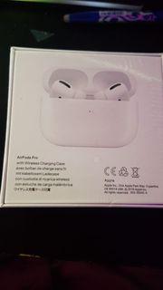 Apple airpods pro mit ladekabel