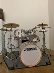 Sonor AQ2 Studio Shell Set