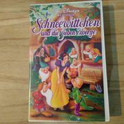 VHS SCHNEEWITTCHEN
