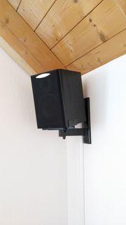 5 0 Surround-Boxen mit integriertem