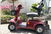 Elektro-Seniorenmobil Gundermann Vital Phönix XL