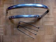 Fahrrad-Schutzbleche für 24 Räder Aluminium