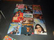 Sammlung LPs 15 Stck