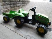 Kindertraktor Anhänger