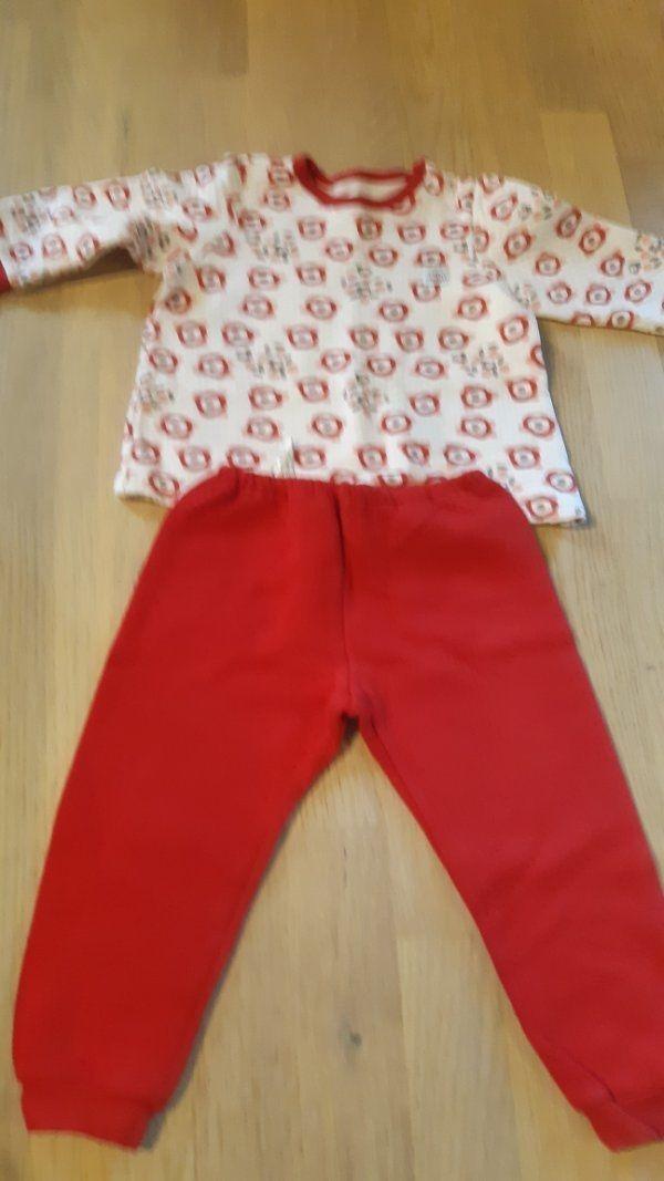 Babypyjama trendig aus Asien Marke
