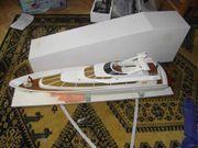 Modellbauschiff ca 1m Lang