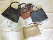 Alte Handtaschen