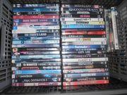 50 DVD - DVDs - englisch-Action Thriller