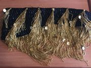 Original Bauchtanzgürtel mit passendem Oberteil