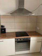 Küche - zwei Küchenzeilen inkl Elektrogeräten -