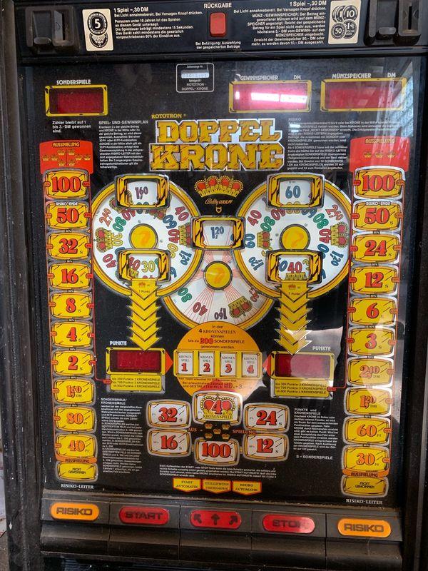 Doppel Krone Spielautomat