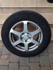 Winterräder Chrysler Grand Voyager Limited