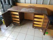 Rustikaler Schreibtisch