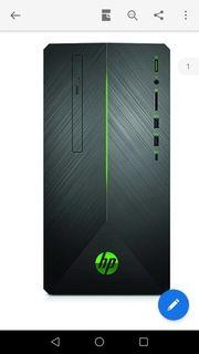 HP Pavilion Gaming PC 690-0770ng