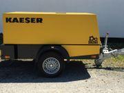 Baukompressor KAESER M45 Neuzustand mit
