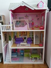Verkaufe Puppenhaus