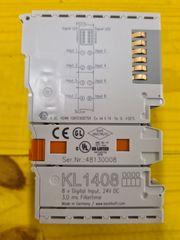 BECKHOFF KL1408 8-Kanal-Digital-Eingangsklemme 24 V