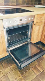 Einbauküche inkl Herd Ofen und