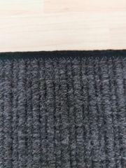 Teppich dunkelgrau schwarz