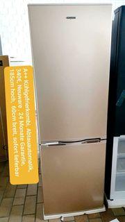 Kühlgefrierkombi 185cm neuware sofort lieferbar