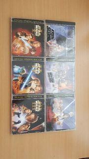 Star Wars Saga Hörspiel CDs