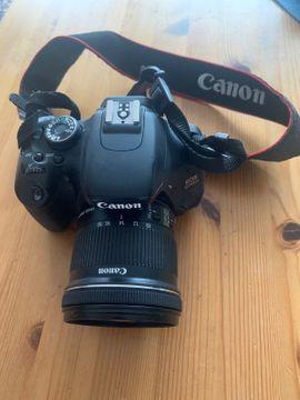 Canon EOS 600d: Kleinanzeigen aus Mering - Rubrik Digitalkameras, Webcams
