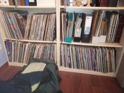 LP-Schallplattenauflösung