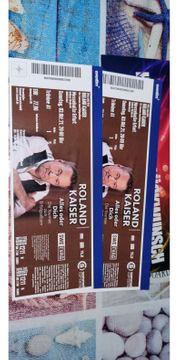 Roland Kaiser Konzert-Tickets