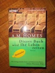 Buch Roman A M Homes