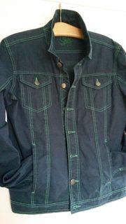 Jeansjacke - dunkelblau Gr M