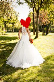 Brautkleid Größe 38