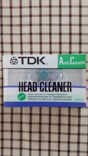 TDK Head Cleaner