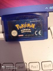 pokemon Saphir Gameboy Edition