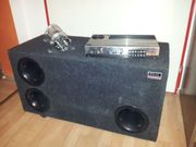 MEGA Sound Audio System Subwoofer