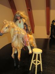 Barbie California Pferd Pacifica