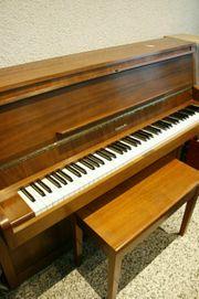 BALDWIN Klavier Piano Nussholz Sitzbank