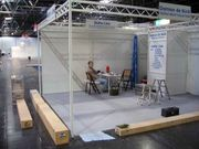 Messestand-System bis ca 80 m²