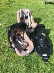 Auto Kindersitz Maxi-Cosi ISOFIX inkl
