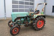 Traktor Kramer KL 200 mit